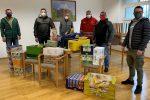 Team TSV unterstützt die Rot-Kreuz-Tafel Pottendorf!